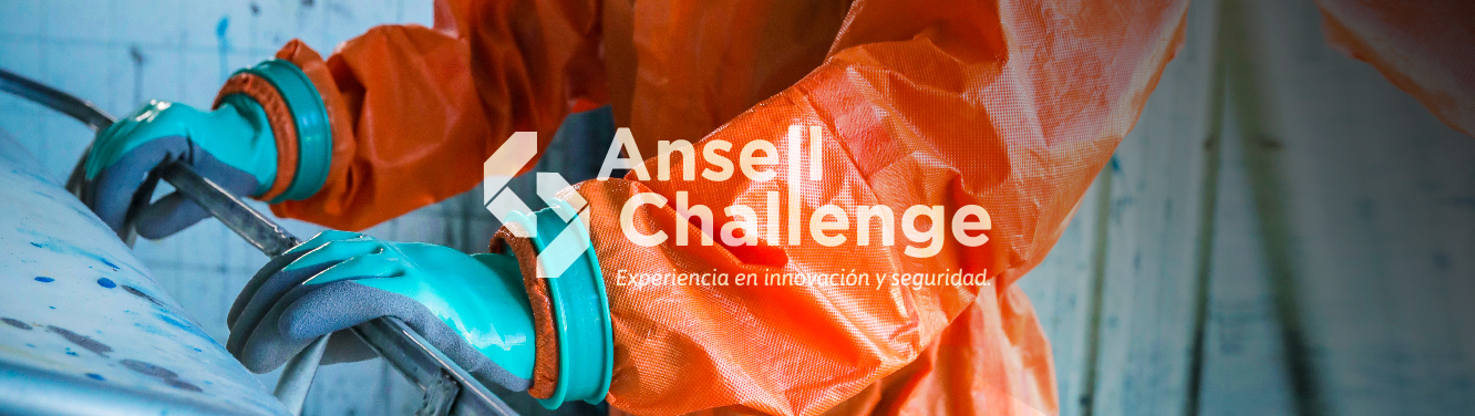 ANSELL CHALLENGE banner