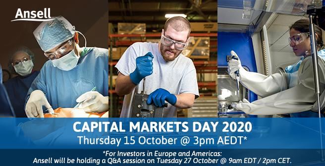 capital markets day 2020