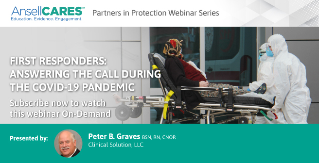 First Responders: Answering the Call During the COVID-19 Pandemic