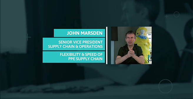 Supply Chain Flexibility and Speed: John Marsden