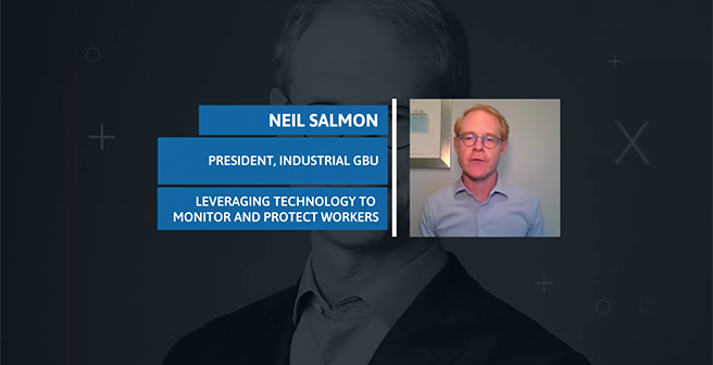 Leveraging Technology to Monitor and Protect Workers: Neil Salmon