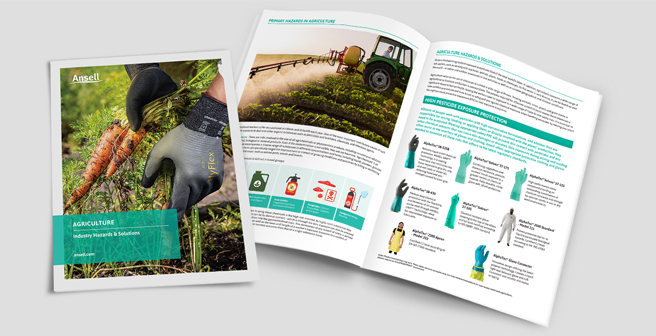 Agriculture guide brochure thumbnail