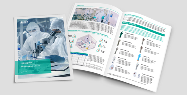 Life Sciences Brochures Thumbnails