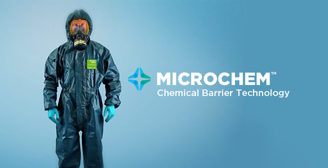 Microchem Suit video