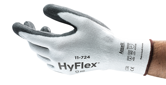 HyFlex 11-724 Black Product NA - U-card