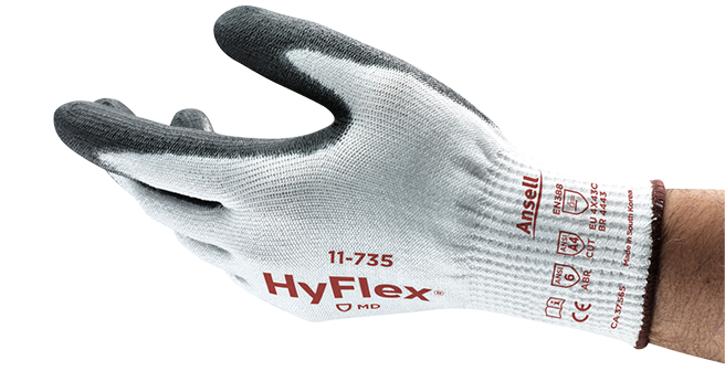 HyFlex 11-735 Red Product NA - U-card