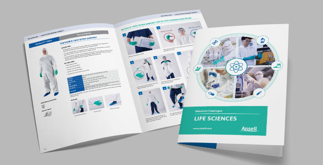 Life sciences - Product Catalog