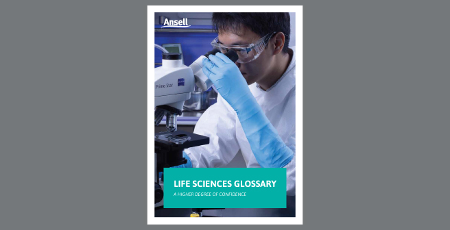 Life Sciences Glossary