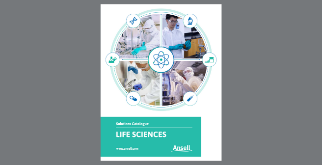thumbnail of the EMEA Life Sciences catalogue