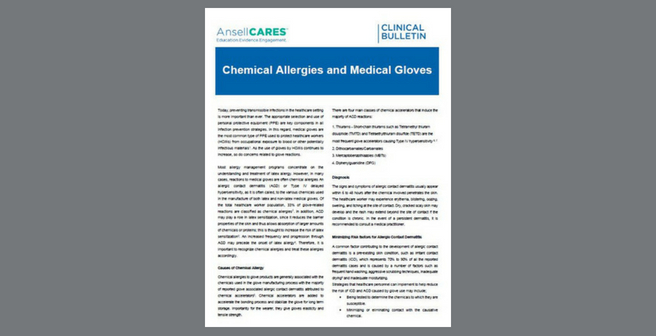 MEGL785_Clinical Bulletin Chemical accelerators