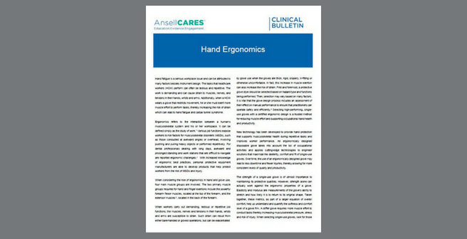 MEGL2179_Clinical Bulletin_Hand Ergonomics _Final April 26 2017