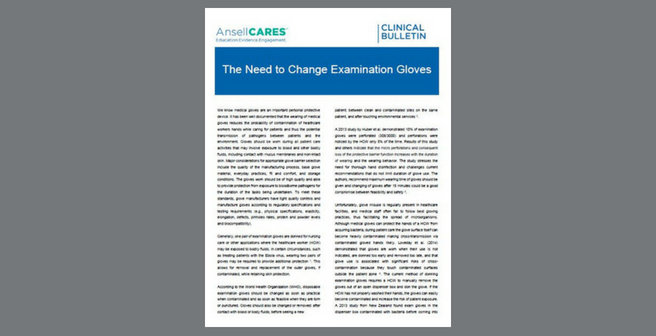 MEGL2382_The_Need_to_Change_Examination_Gloves_Final April 2017