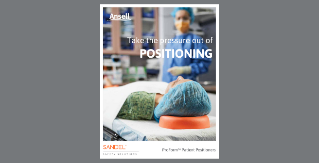 ProForm™ Patient Positioners