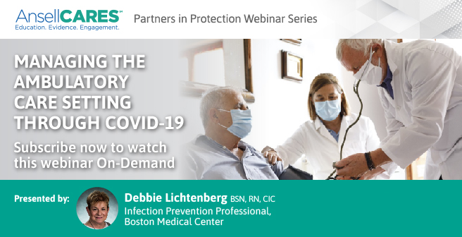 Managing the Ambulatory Care Setting Through COVID-19