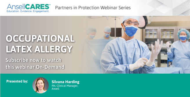Occupational Latex Allergy New Zealand Webinar