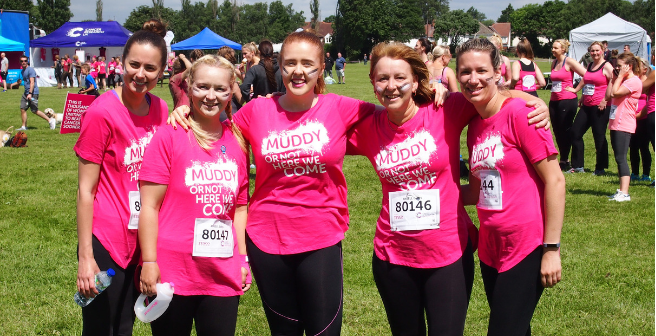 Ansell Community Pretty Muddy