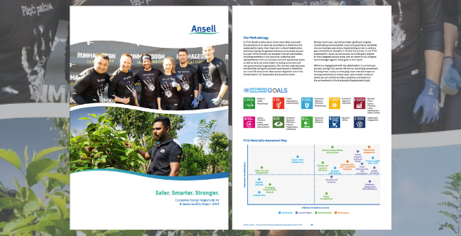 Sustainability Report 2019 thumbnail