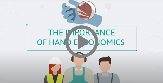 Importance of Hand Ergonomics
