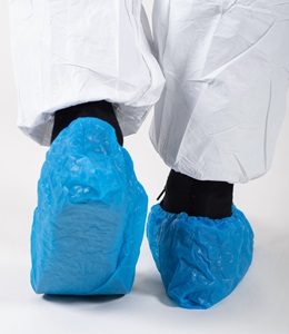 BioClean™ CPE Overshoes S-CPE