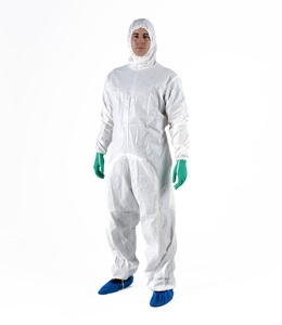 BioClean-D Drop-down Sterile Garment with Hood S-BDSH