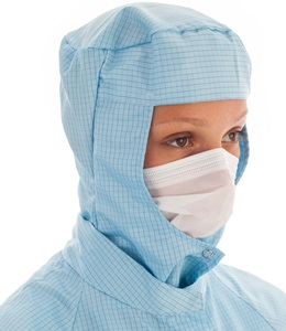 BioClean™ Microflow Face Veil with Headloop BFV05