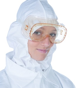 BioClean™ Vijon Sterile Single Use Goggles BVGS