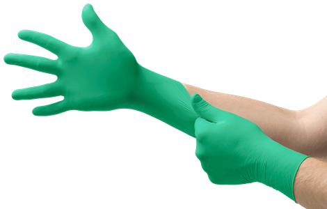 MICRO-TOUCH® Denta-Glove® Green Neoprene