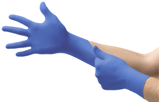 MICRO-TOUCH Micro-Thin Nitrile Gloves