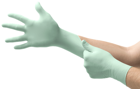 MICRO-TOUCH® DENTA-GLOVE® Latex HYDRACARE™