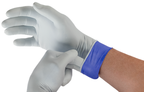 Ansell - MICROFLEX® - Clean and sterile gloves for use in