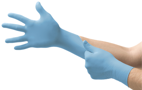 Microflex_N25_SafetySeriesNitrile_GloveStretch