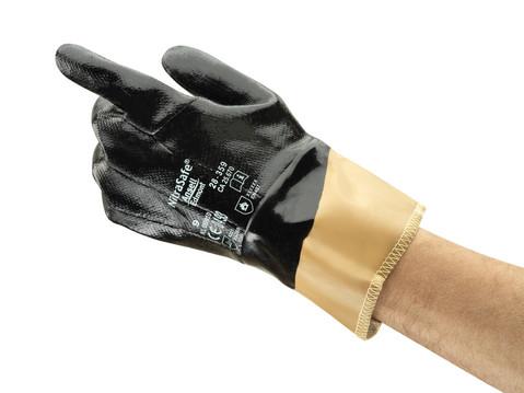 """Ansell Schnittschutzarmschützer Safe-Knit 59-416 Länge 66 cm 1/"""" Paar /"""""""