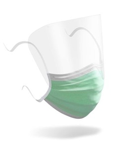 Medical face masks - Type IIR - High splash protection