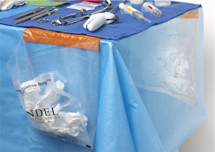 SANDEL® Z-Suture Saddle Bag™