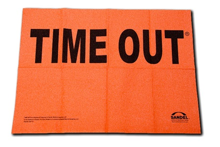 SANDEL® TIME OUT™ ビーコン
