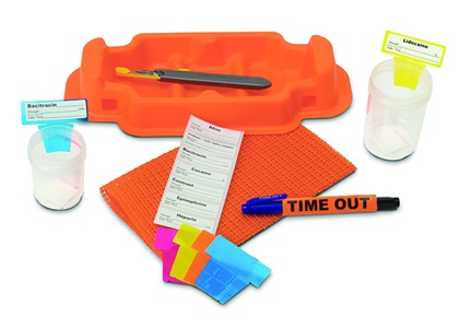SANDEL® Safety Kits