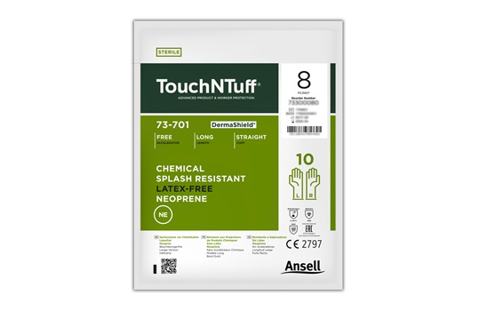 TouchNTuff DermaShield 73-701 Glove Pouch