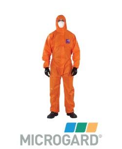 Orange man Microguard
